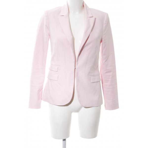 Hallhuber Kurz-Blazer pink Business-Look