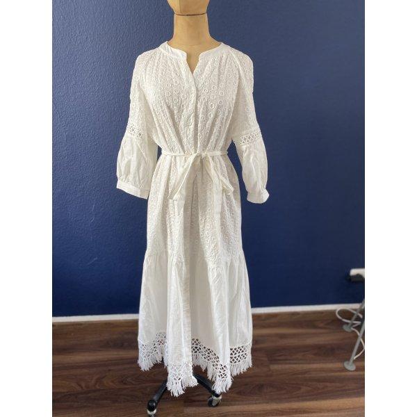 Hallhuber Trend Sommer Maxi Kleid Gr M