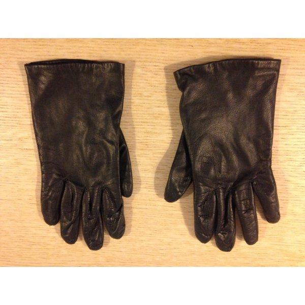 Handschuhe aus Leder, ca Gr 7