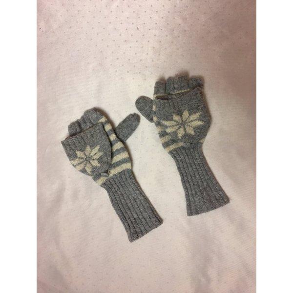 Handschuhe mit Schneeflocke