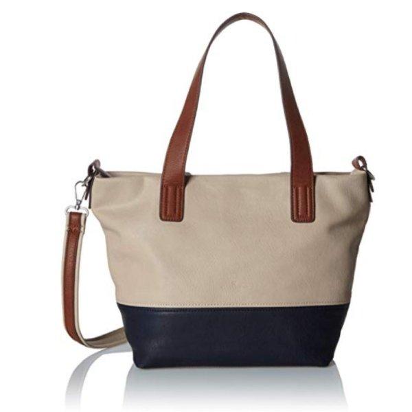 Handtasche von Tom Tailor + Portemonnaie