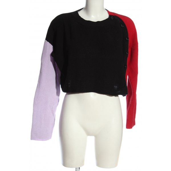 Haoduoyi Cropped Pullover