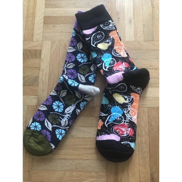Happy Socks (2er), neu, 36-40