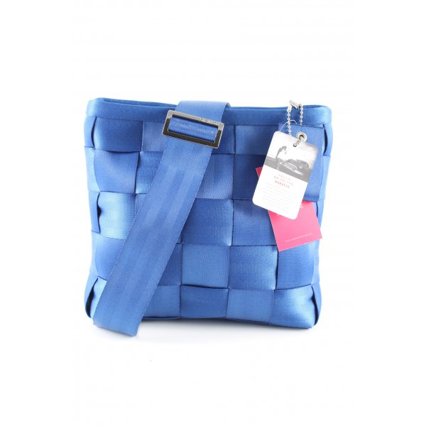Harveys Umhängetasche blau Casual-Look
