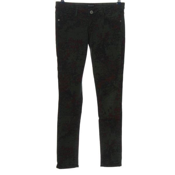 heartless jeans Röhrenjeans schwarz Casual-Look