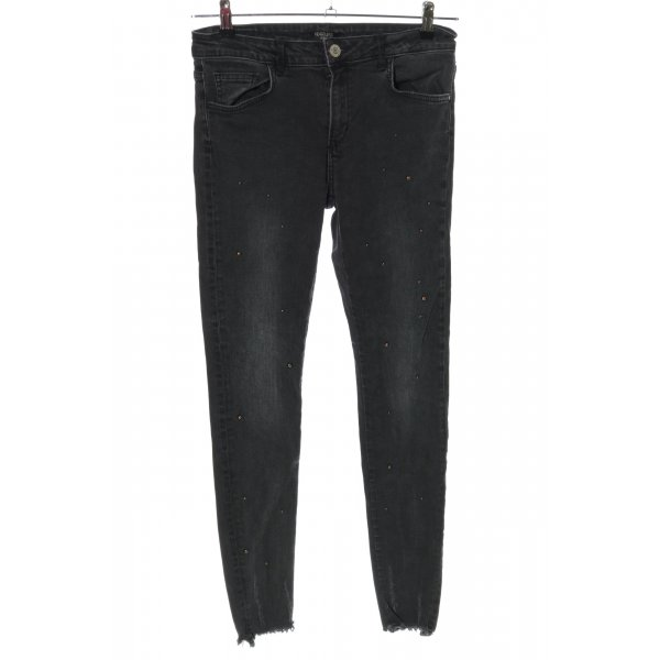 heartless jeans Skinny Jeans schwarz Casual-Look