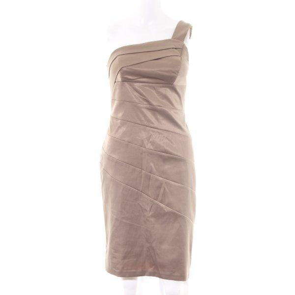 Heine One-Shoulder-Kleid bronzefarben Elegant