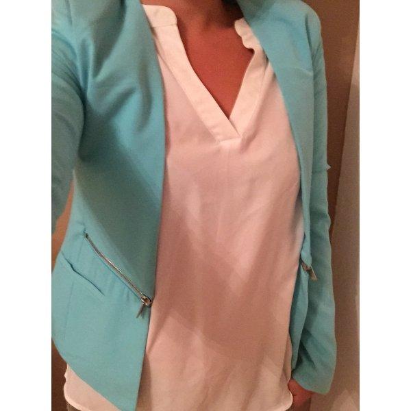 Ann Christine Blazer en jersey multicolore