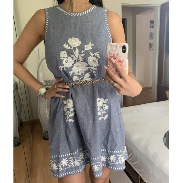 Hellblaues Kleid von Zara
