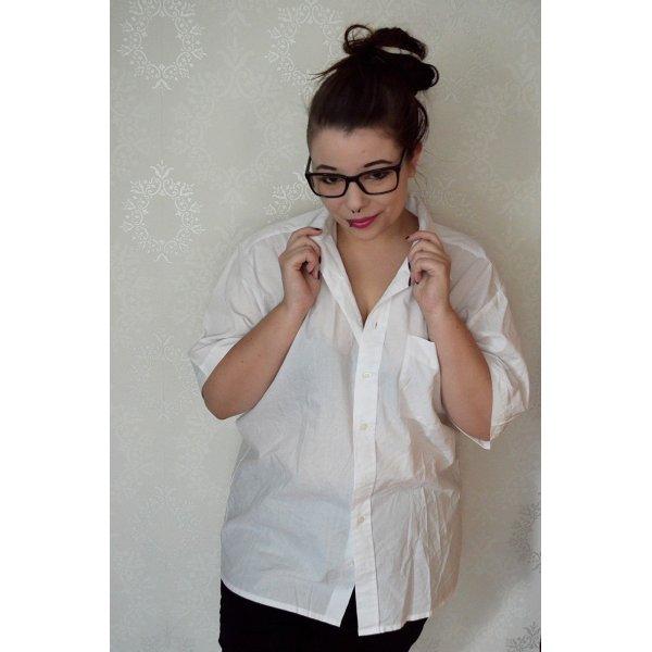 Hemd Bluse True Vintage Oversized Onesize Cleanchic
