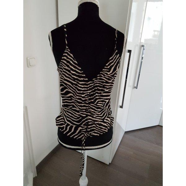 Hemdchen Zebramuster