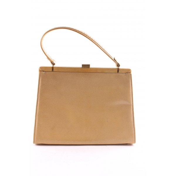 Carry Bag ocher vintage products