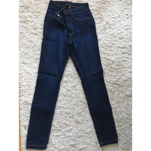 Herbst Mode, Denim Jeans - Calzedonia straight leg, high waisted