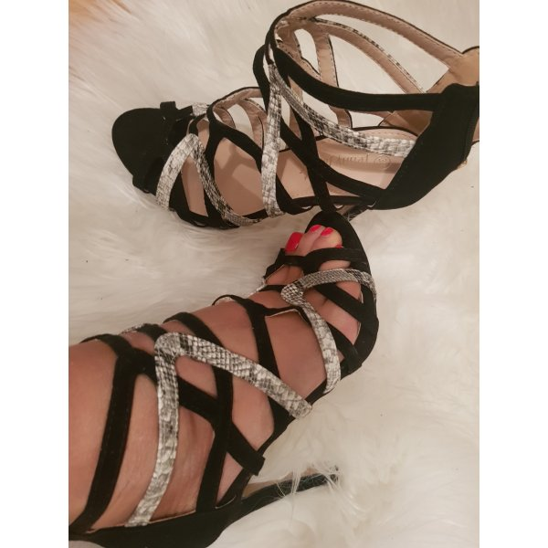 Hig Heel sandalen