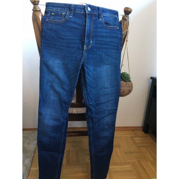 High-waist Hollister Jeans