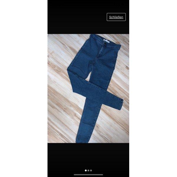 High-waist jeans von Topshop