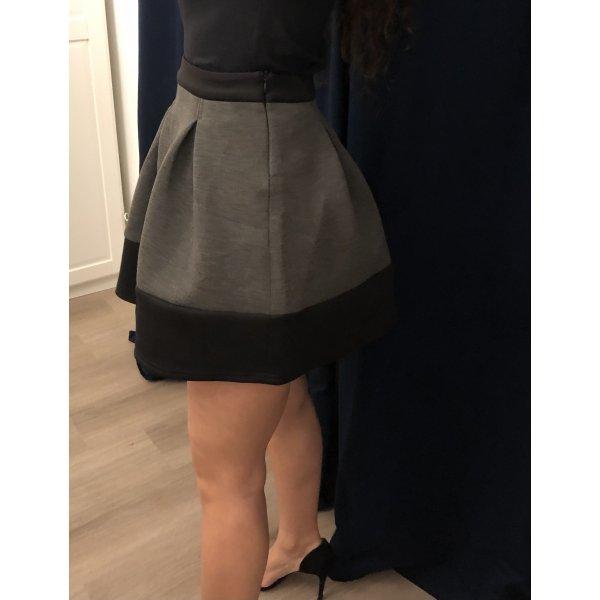 High waist tellerrock