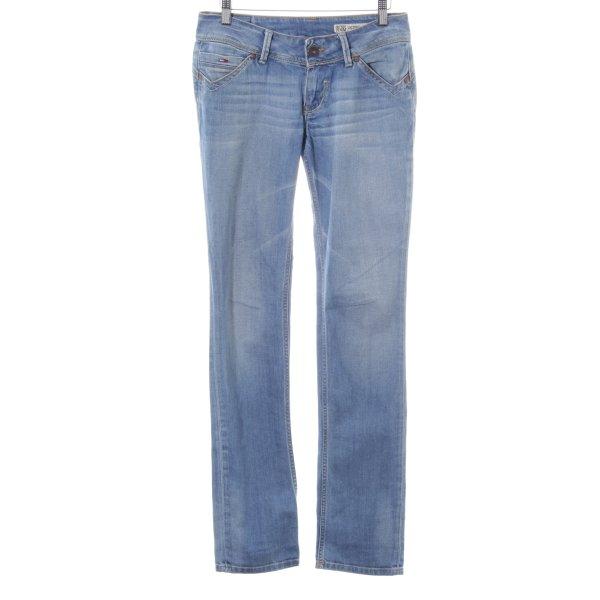"""Hilfiger Denim Jeansschlaghose """"Victoria Straight"""" blau"""