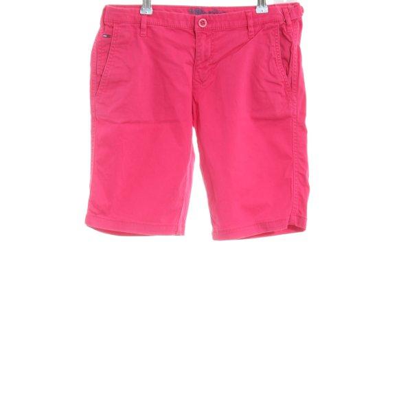 Hilfiger Denim Jeansshorts pink Casual-Look