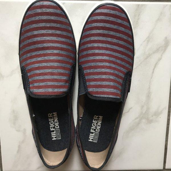 Hilfiger Schuhe in blau