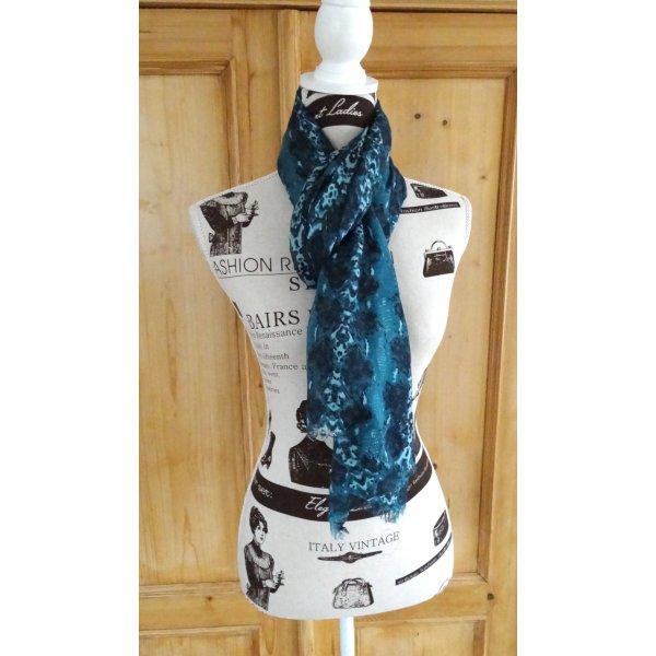 Hochwertiger, vielseitiger Schal in seidiger Haptik - Hallhuber
