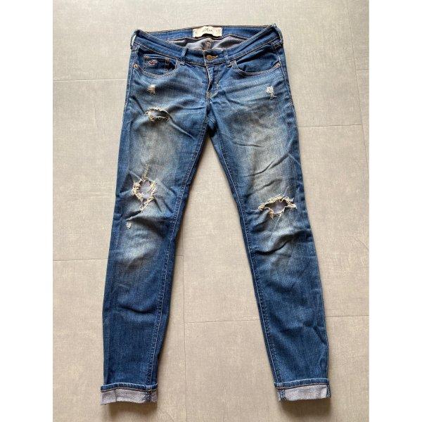 HOLLISTER Jeans Destroyed Jeans 34 W26 L29