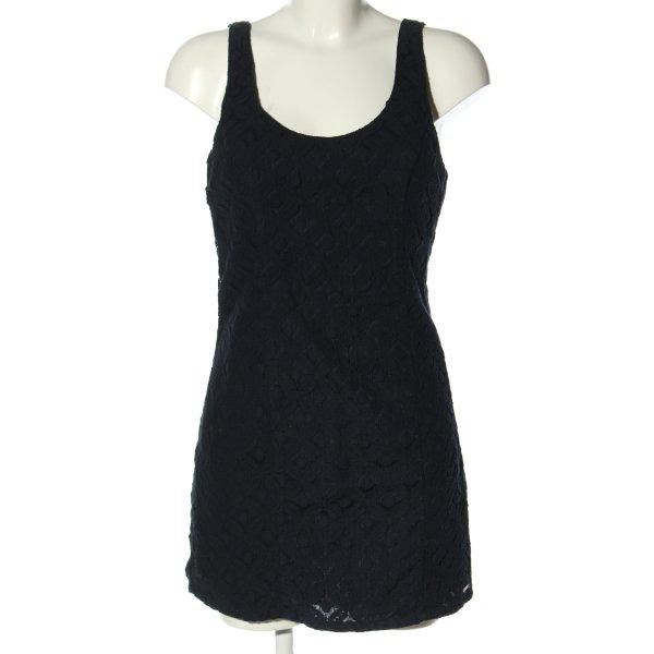 Hollister Minikleid schwarz Casual-Look