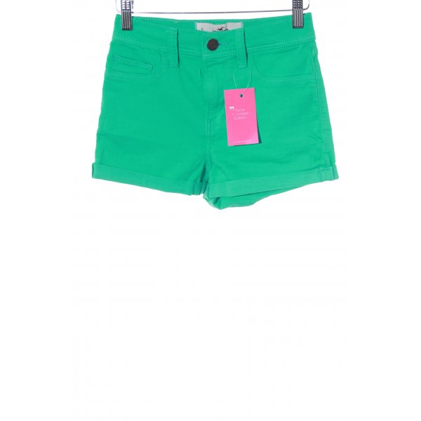 Hollister Shorts türkis Casual-Look
