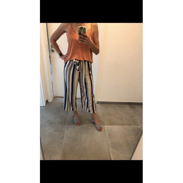 Hose Chino hailys xs s 34 36 sommer Mode Blogger Fashion blau