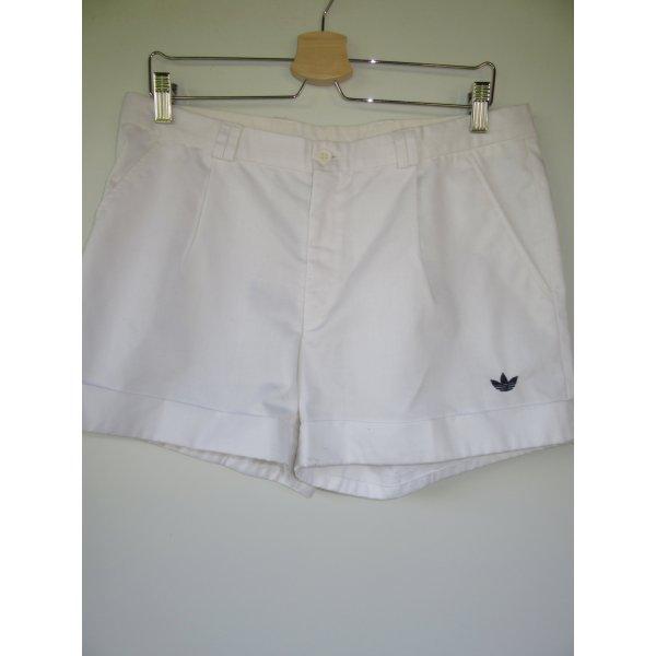 Hose Shorts Adidas true Vintage Retro Gr. 40/42 weiß