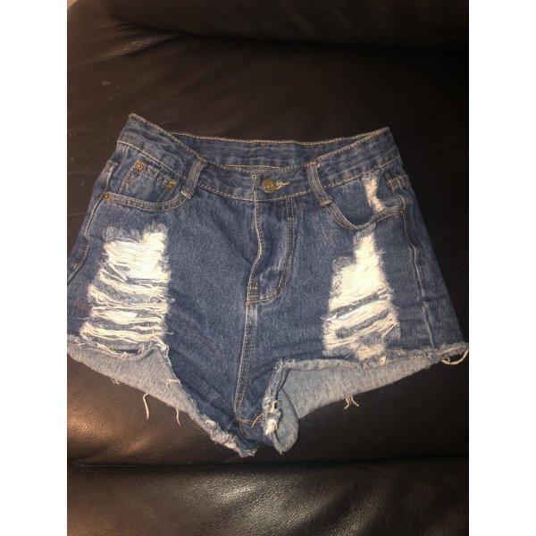 Hot pants topshop gr.0/xs