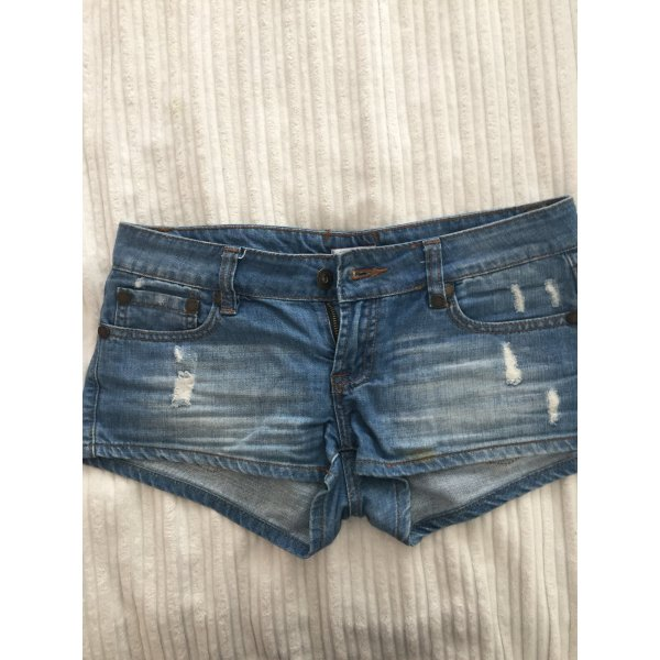 Hotpants Jeans hell Orsay