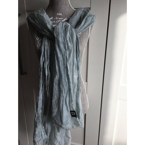Hugo Boss Schal in graublau