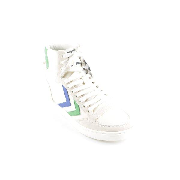 Hummel High Top Sneaker mehrfarbig Skater-Look