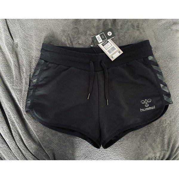 Hummel Pantaloncino sport nero