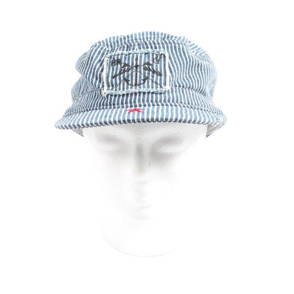 Hurley Flatcap Streifenmuster Casual-Look