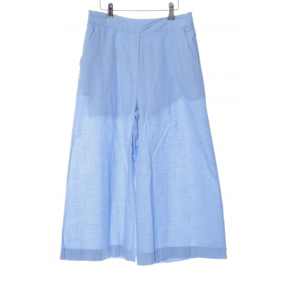 Ichi Culottes blau Casual-Look