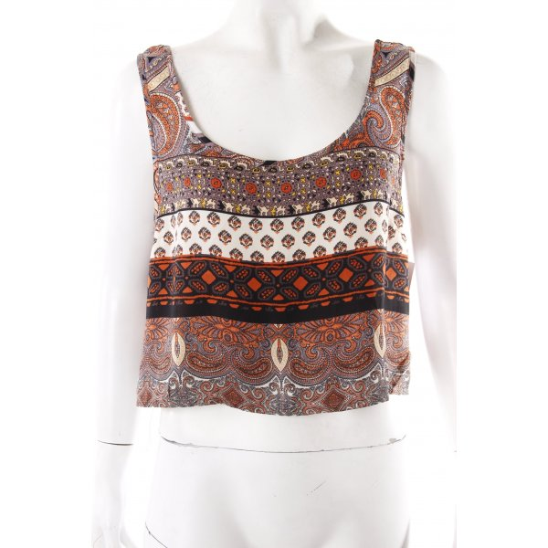 Influence Crop-Top Boho-Muter