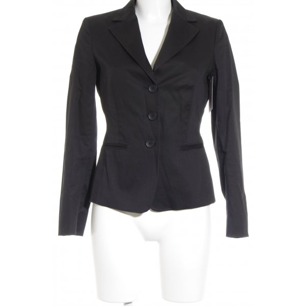 Intrend Unisex-Blazer schwarz Business-Look