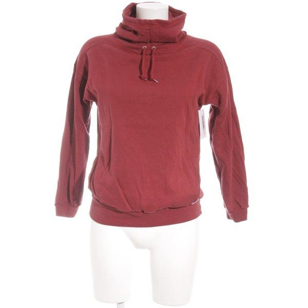 Iriedaily Kapuzensweatshirt rot Casual-Look