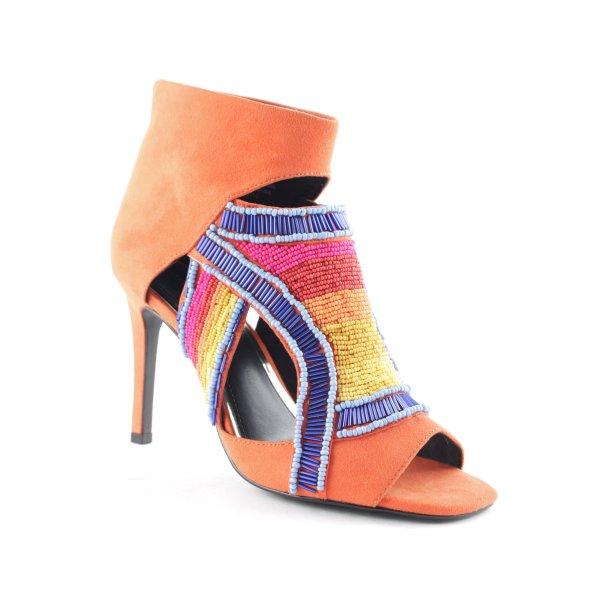 Ivyrevel High Heels abstraktes Muster Dekoelemente