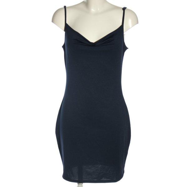 Ivyrevel Stretchkleid blau Casual-Look