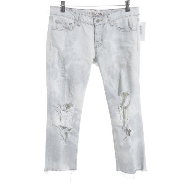 J brand 7/8 Jeans himmelblau Street-Fashion-Look