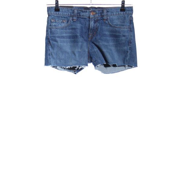 J brand Jeansshorts blau Casual-Look