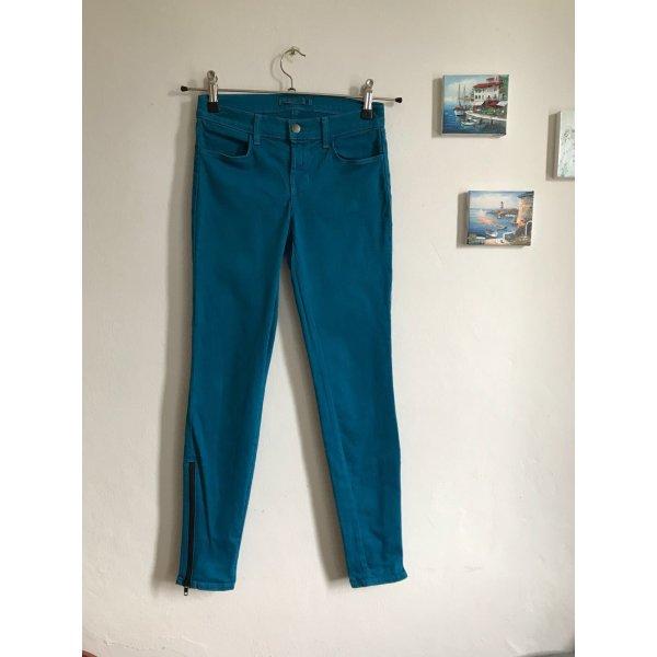 J Brand skinny jeans mid rise blau w24 XS 34 36