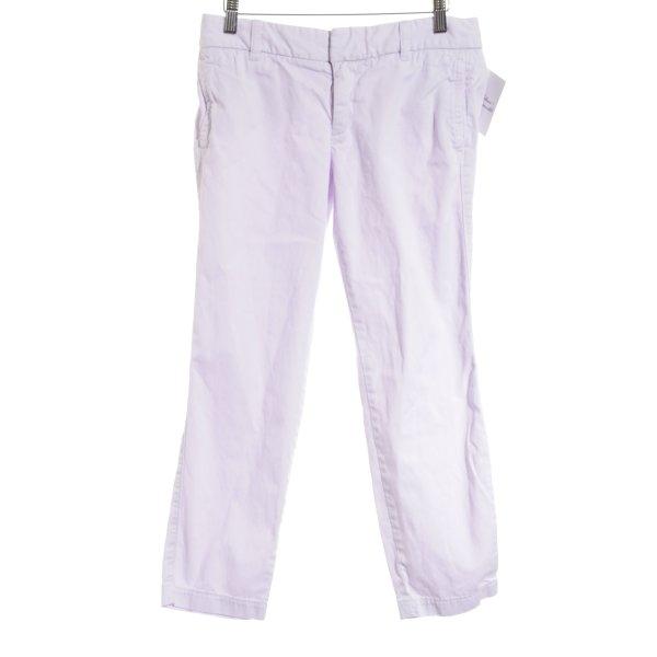 J.crew 7/8 Jeans blasslila Casual-Look