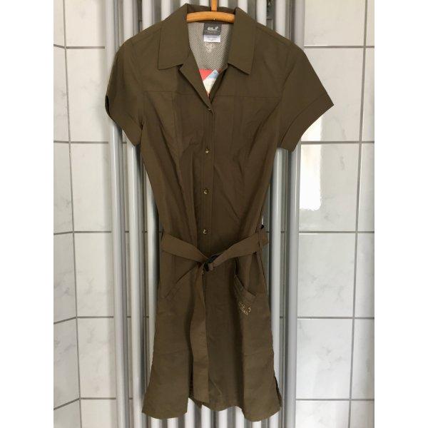 Jack Wolfskin Safari Dress/Kleid Gr. 38 khaki