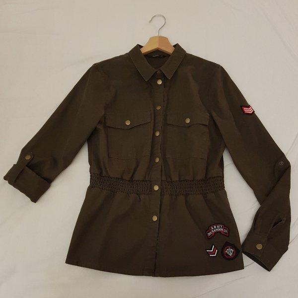 Jacke im Army-Look von Only
