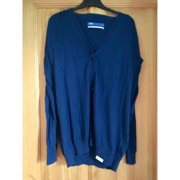 Adidas Originals Cardigan blu acciaio