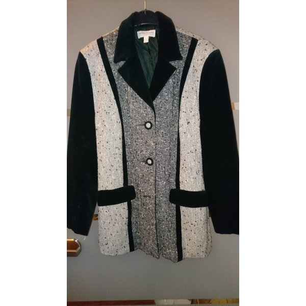 Jacket Alba Mode, Gr. 42 - Baumwolle / Samt